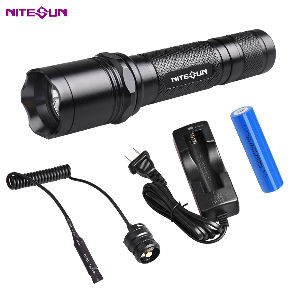 D88 Tactical Hunting Flashlight