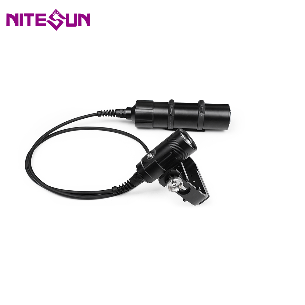DIV20S Scuba Diving Flashlight