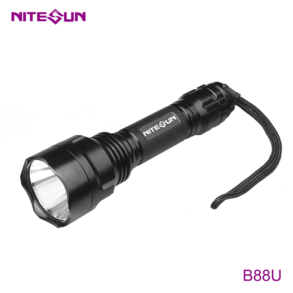 NITESUN B88U Tactical Hunting Flashlight