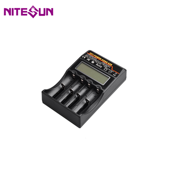 C4 Four-slot 18650 Battery Charger