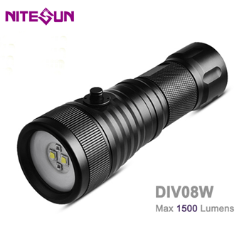 DIV08W Diving Video Light