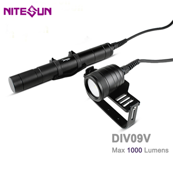 DIV09V Diving Video Light