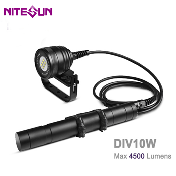 DIV10W Diving Video Light
