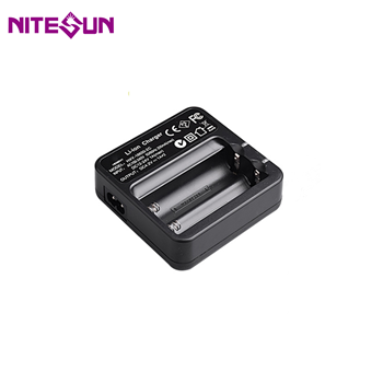 C2 Double-slot 18650 Battery Charger