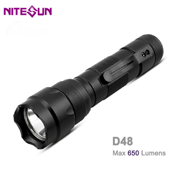 D48 Tactical Hunting Flashlight