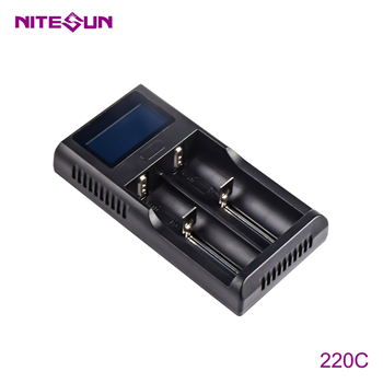 NITESUN 220C Dual Channel USB Charger