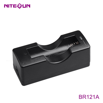 NITESUN BR121A Single-slot 18650 Battery Charger with Car Charger