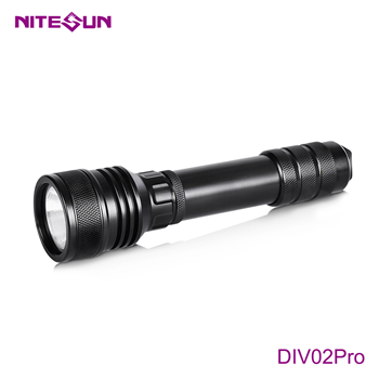 NITESUN DIV02Pro Diving Flashlight